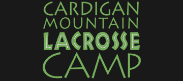 Cardigan Mountain Lacrosse Logo